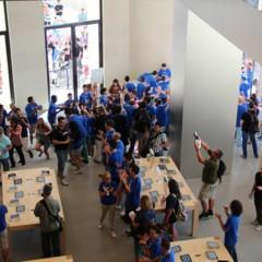 Foto 19 de 27 de la galería inauguracion-de-la-apple-store-del-paseo-de-gracia en Applesfera