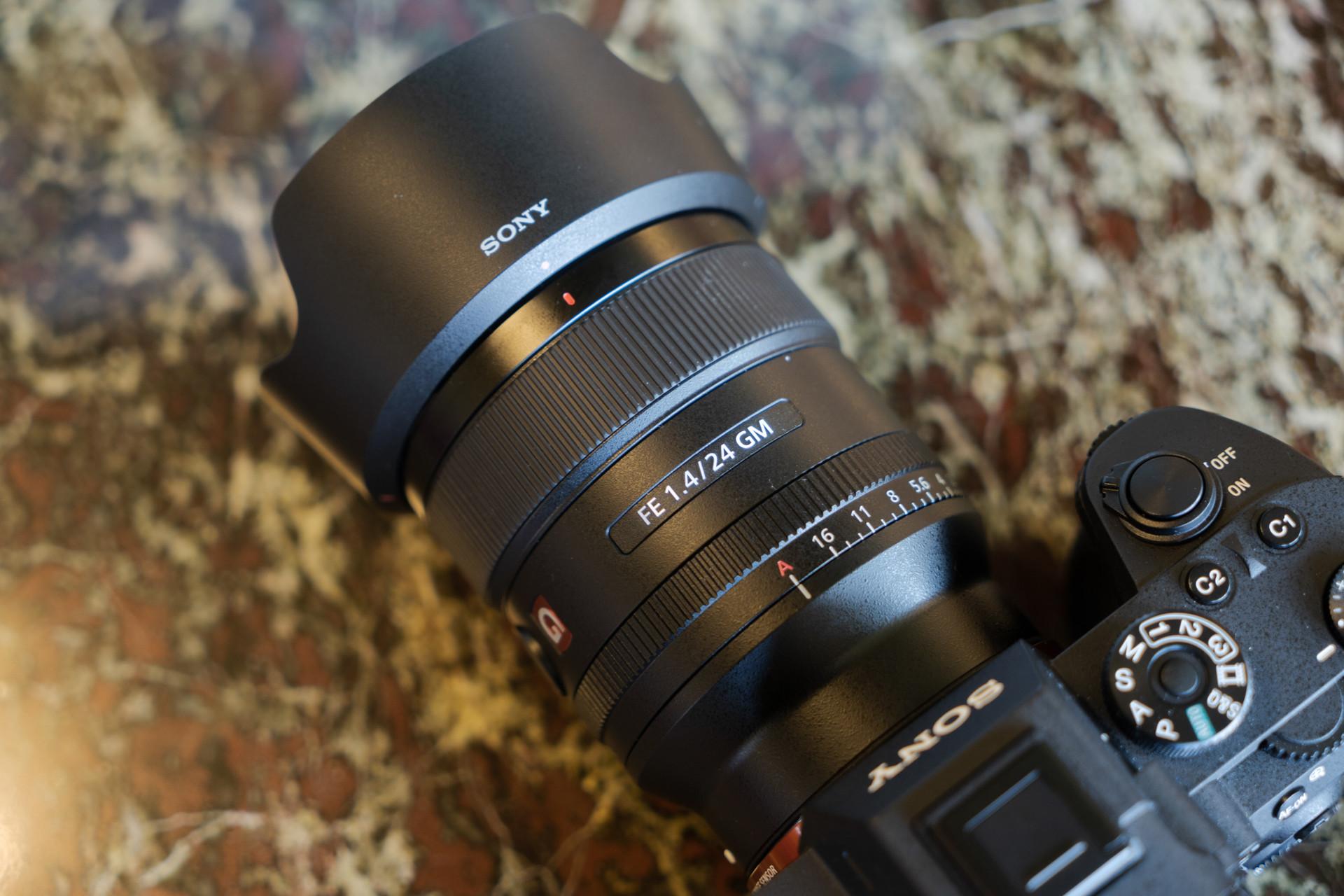 Foto de Sony FE 24 mm f1.4 GM (2/13)