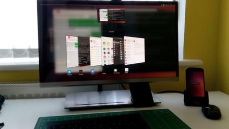 Ubuntu convierte por fin tu smartphone en un PC de escritorio, y lo hace vía Miracast