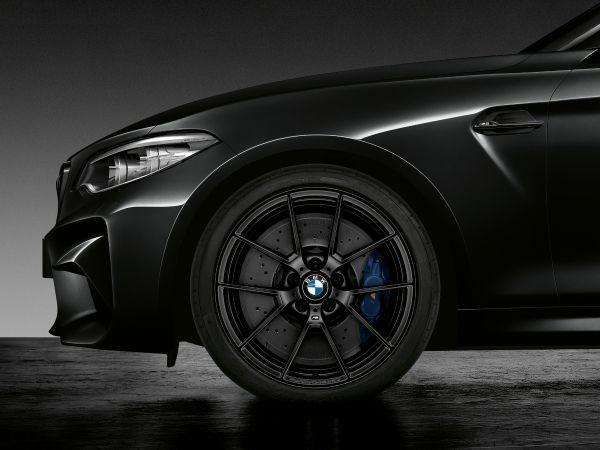 Foto de BMW M2 coupé Black Shadow Edition (8/8)