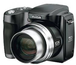 Kodak EasyShare ZD710, con zoom de 10 aumentos