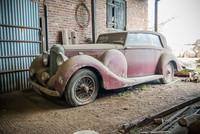 Un Lagonda V12 de 1939 busca dueño que quiera restaurarlo