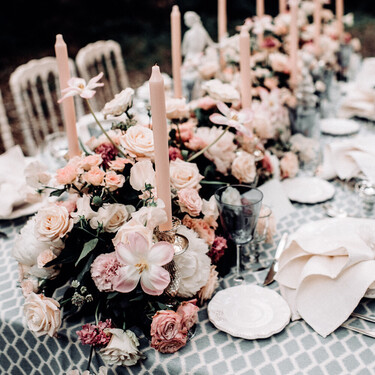 Decoración de bodas: estas son las tendencias 2022 más bonitas y sofisticadas para un día único