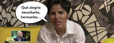 Panto 25 cumpleaños: Isa Pantoja habla por fin con su hermano Kiko Rivera e imita a su madre cantando por Maluma en 'La Casa Fuerte 2'