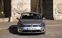 Volkswagen e-Golf, toma de contacto