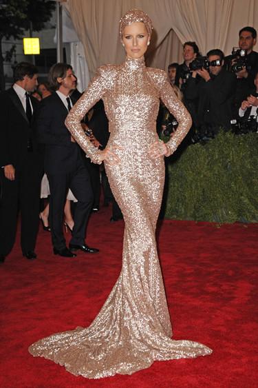 Gala del MET 2012: ¡Pero cuánto glamour!