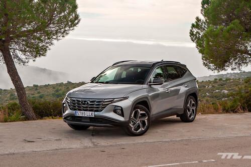 Probamos el Hyundai Tucson Hybrid, un SUV con personalidad, muy cómodo y una seria alternativa al Toyota RAV-4