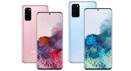 Samsung Galaxy S20 S20 Plus 03