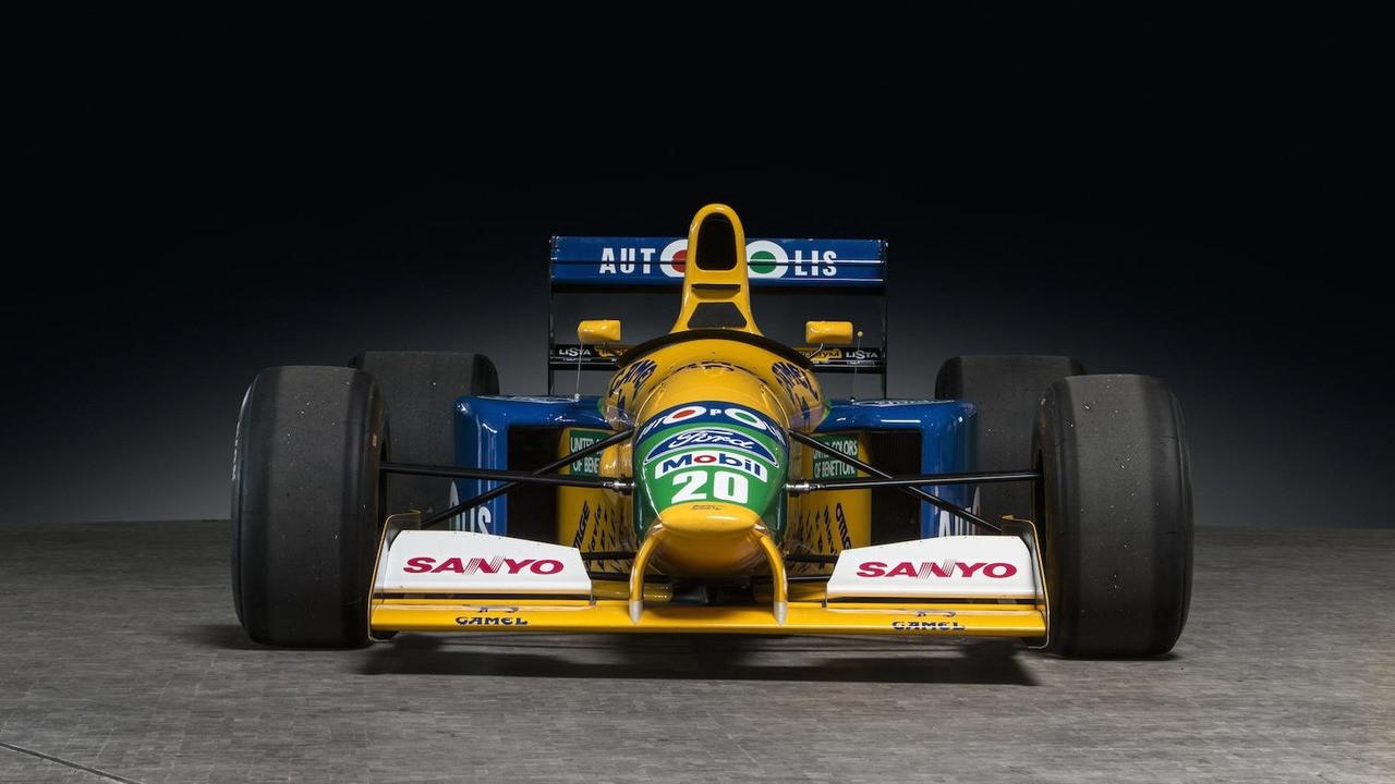 Foto de Benetton B-191-02 (15/19)