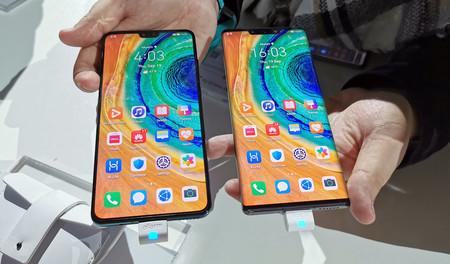 Smartphones Huawei Menos Envios 20 Por Ciento 2020
