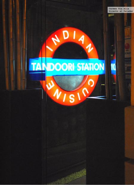 Tandoori Station, auténtica cocina hindú en Madrid
