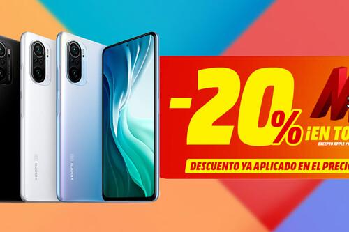 10 ofertas en productos Xiaomi que son auténticos chollos del 20% de descuento de MediaMarkt