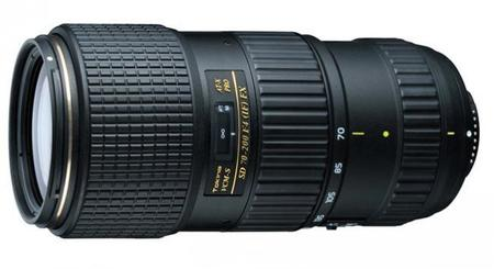 Tokina AT-X 70-200 mm f/4 Pro FX VCM-S