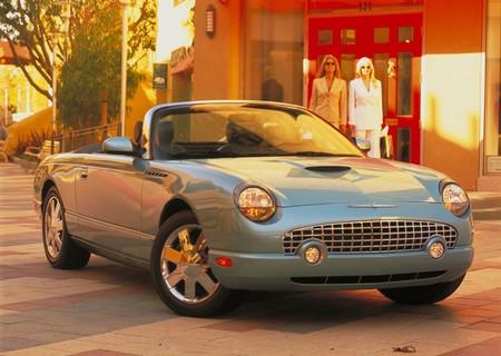 Ford Thunderbird 2002 1280 09