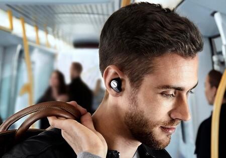 Los auriculares Bluetooth sin cables Jabra Elite 65t con ecualizador y HearThrough son un chollo por 50 euros en El Corte Inglés