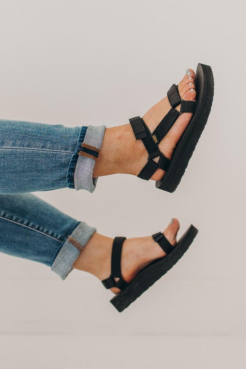 Sandalias clásicas de Teva