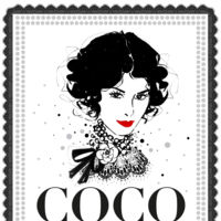 Coco Chanel: The Illustrated World of a Fashion Icon x Megan Hess