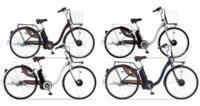 Sanyo mejora sus bicicletas eléctricas para que generes electricidad cuando las usas