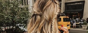 Esta instagrammer te va a enamorar con sus peinados. ¿Te atreves a probar en casa?