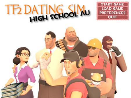 TF2 Dating Sim el simulador de citas de Team Fortress 2