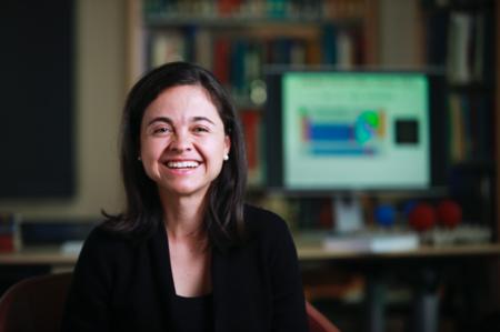 Ana María Rey, la científica colombiana que trabaja en el primer computador cuántico
