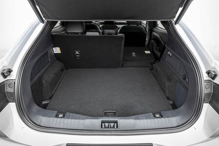 Ford Mustang Mach-E 4x prueba maletero