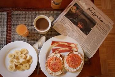 ¿Cereales, galletas, bollos o churros? Desmitificando el desayuno