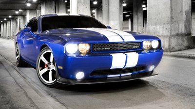 Dodge Challenger SRT8 392 Edition