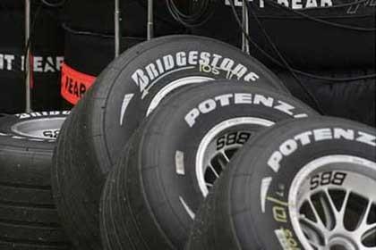 Bridgestone, proveedor único en la F1 hasta 2010