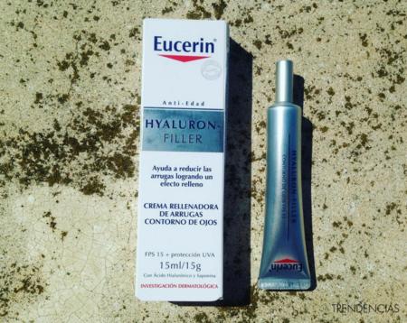 Combatiendo las marcas de expresión: hemos probado el rellenador de contorno de ojos de Eucerin