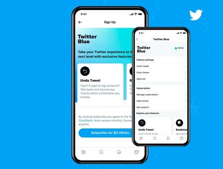 Twitter Blue, el primer servicio de la historia de Twitter que es de pago ofrece estas ventajas: la duda es quién pagará por ellas