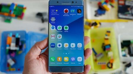 Samsung venderá en julio la versión reacondicionada del Galaxy Note 7, pero de momento solo en Asia