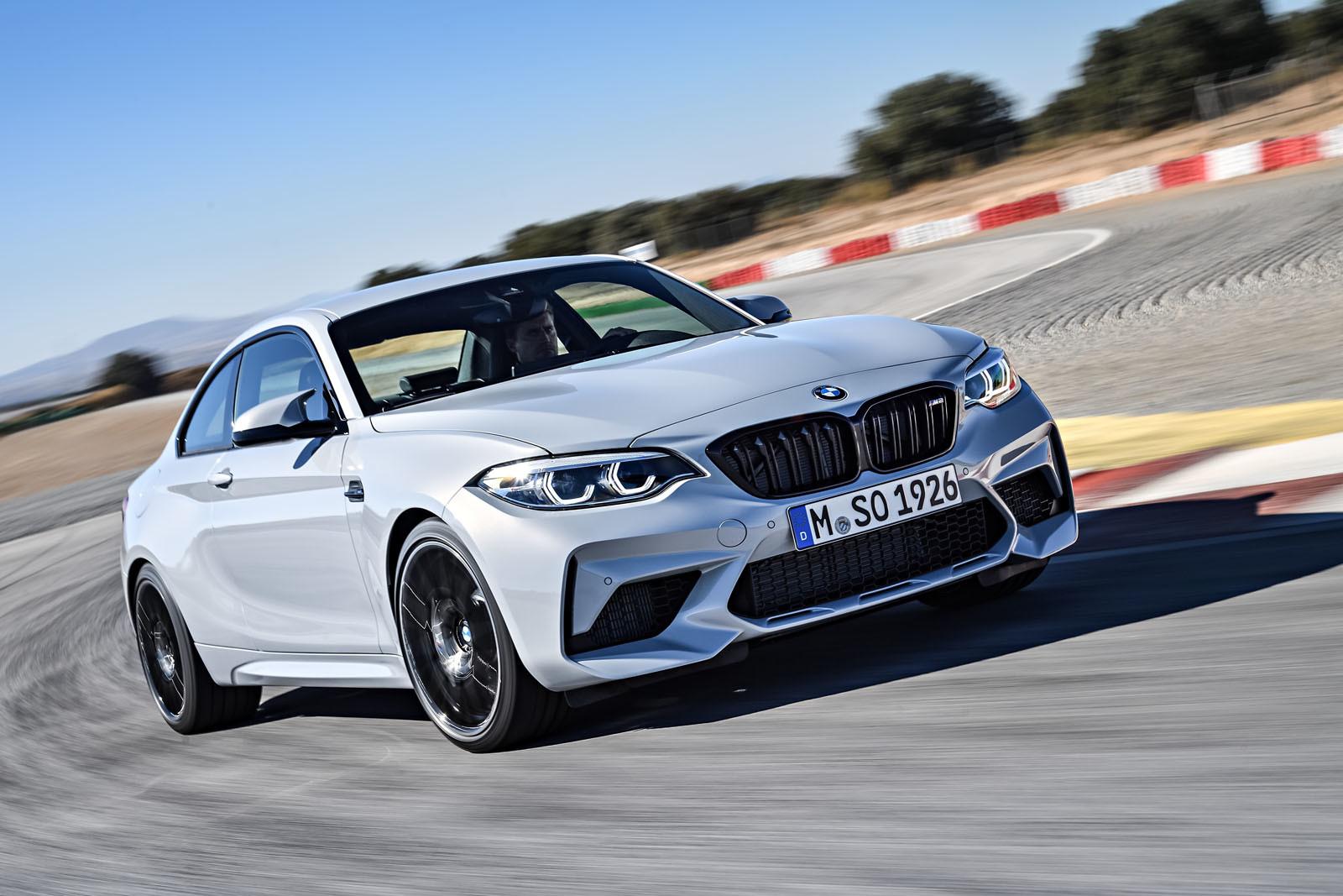 Foto de BMW M2 Competition (13/17)