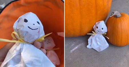Búsqueda del tesoro fantasmal: una bonita idea para celebrar Halloween en casa