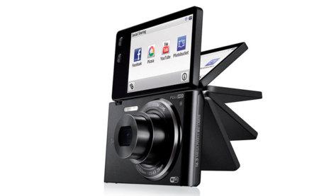Samsung MV900F, la evolución de la compacta para autoretratos llega a finales de agosto