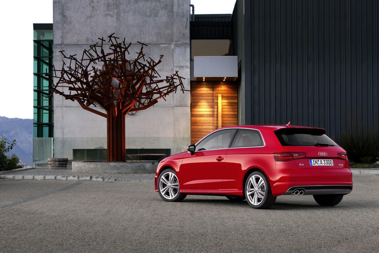 Foto de Audi A3 2012 (17/42)