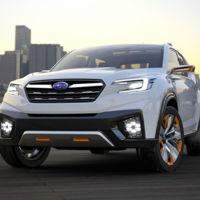 Subaru VIZIV Future Concept, el SUV con el que Subaru quiere que descubras el mundo