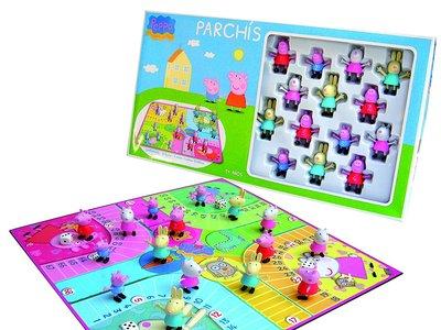 Con el parchís de Peppa Pig puedes jugar en familia (hasta 4 jugadores) por sólo 17,56 euros gracias a Amazon
