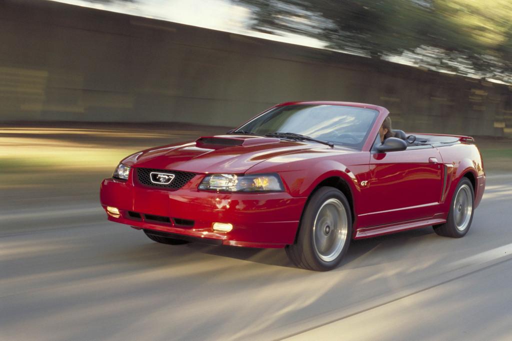 Foto de Ford Mustang: generación 1994-2004 (19/70)