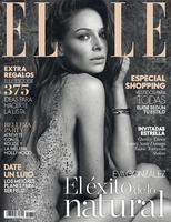 Eva González se convierte en la nueva portada Swarovski de Elle