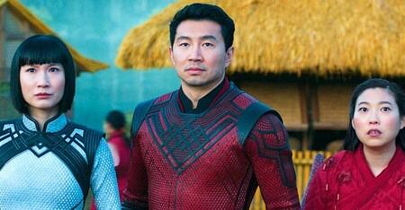 Xialing Shang Chi And Katy In Shang Chi