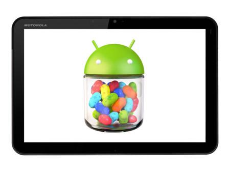 Motorola Xoom empieza a recibir Android 4.1.1 (Jelly Bean) en los EEUU