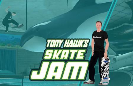 Tony Hawk's Skate Jam llega a Android: su nuevo juego te reta a convertirte en una leyenda del skateboard