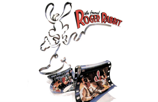 Quien engaño a Roger Rabbit cartel