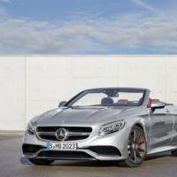 """Mercedes-AMG S63 Cabriolet """"Edition 130"""", el productor de autos más viejo celebra su historia"""