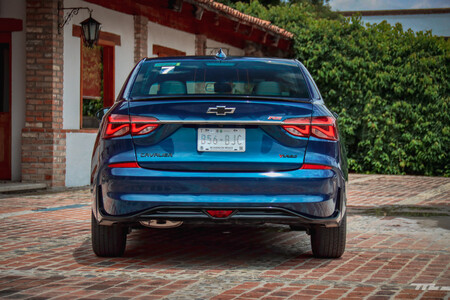 Chevrolet Cavalier Turbo 2022 Primer Contacto Prueba De Manejo Opinion 12