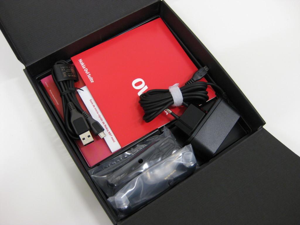 Nokia N97 mini de Vodafone