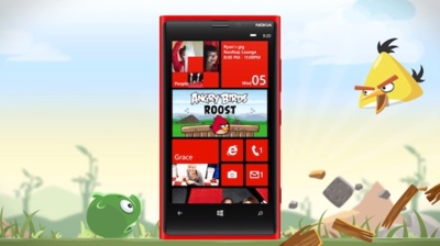 Angry Birds Roost llega a los Nokia Lumia con Windows Phone