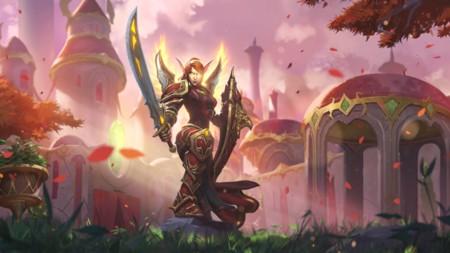 Si quieres a Liadrin, la nueva heroína de Hearthstone, tendrás que jugar a World of Warcraft