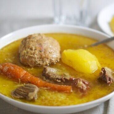 Mi receta de cocido valenciano rápido, fácil y económico